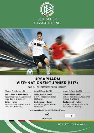 Niederlande - Saarländischer Fußballverband e.V.