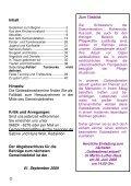 Gemeindebrief - Ev. Kirche Heringen - Seite 2