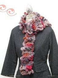 free scarf pattern - Love of Knitting