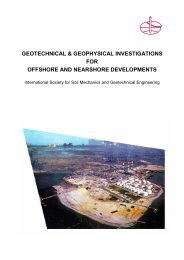 geotechnical & geophysical investigations for offshore and
