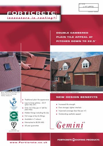 Download Product Brochure [ PDF 247 KB ] - Raven Roofing Supplies