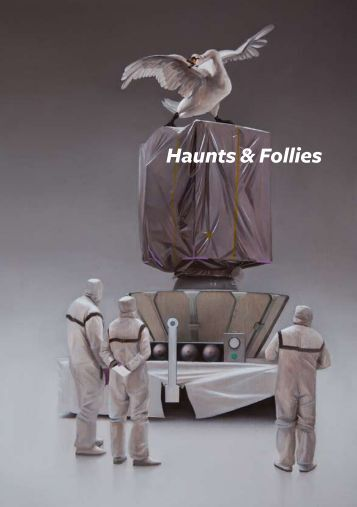 Haunts & Follies - Linden Centre for Contemporary Arts