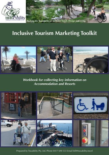 Inclusive Tourism Marketing Toolkit - Travability