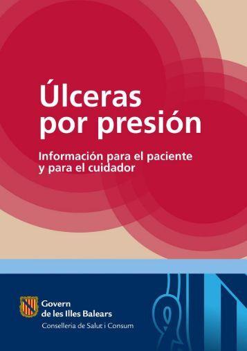 Úlceras por presión - Cruz Roja