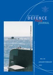 ISSUE 140 : Jan/Feb - 2000 - Australian Defence Force Journal