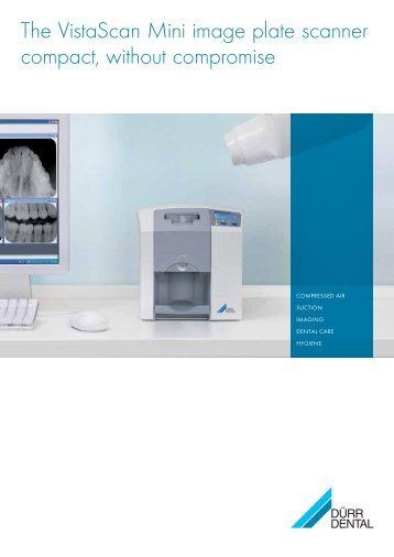 vista scan mini.pdf - PROFI - dental equipment