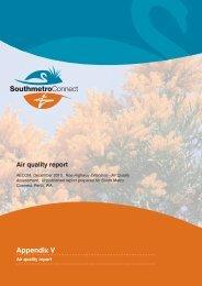 Appendix V - Air quality report - Interactive Investor