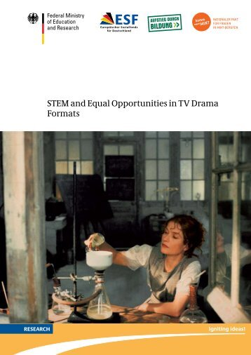 STEM and Equal Opportunities in TV Drama Formats