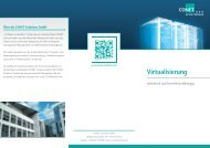Virtualisierung - CONET Group