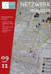 magazin 09 12 - Alfred Toepfer Stiftung F.V.S.