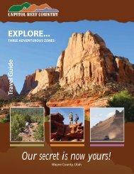 Travel Guide EXPLORE... THREE ... - Utah Office of Tourism