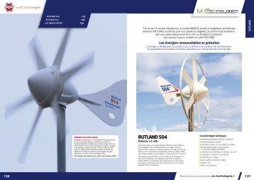 RUTLAND 504 - MC Technologies
