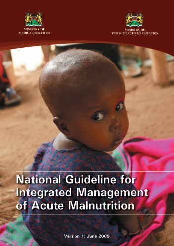 National Guideline for Integrated Management of ... - iDOC Africa