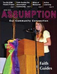 Winter 2010 - Assumption High School