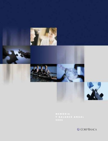 Memoria Anual 2005 - Corpbanca