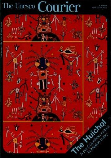 The Huichol Indians: a pre-Columbian culture in ... - unesdoc - Unesco