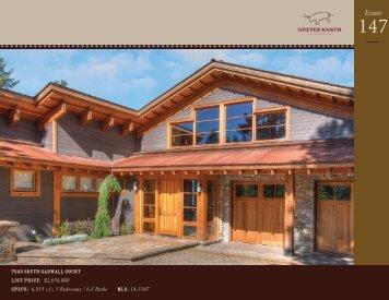 Estate - Gozzer Ranch