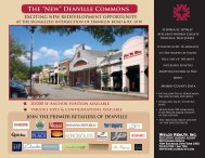 """The """"New"""" Denville Commons - Welco Realty, Inc"""