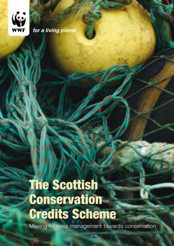 The Scottish Conservation Credits Scheme - WWF UK