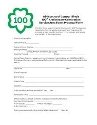 Anniversary Celebration Service Area Event Proposal Form