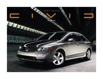Civic Sedan LX (automatic) - for more info, call Craig 590-8973