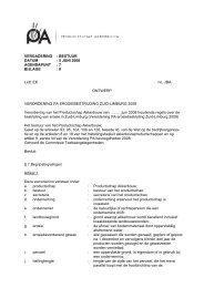 bijlage 8 - Productschap Akkerbouw