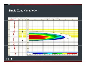 Single Zone Completion - Perforators.org