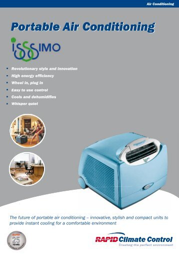 Portable Air Conditioning - Alert Electrical