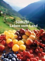 Südtirol - Leben vom Land - wia