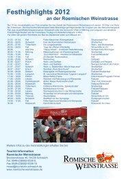 Prov Flyer 2012.pub - Tourist-Information Römische Weinstraße