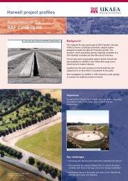 Harwell-Catapult-pit - Research Sites Restoration Ltd
