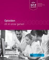 Brochure Opleiden zit in onze genen - Meander Medisch Centrum