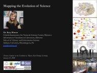 Presentation - Virtual Knowledge Studio
