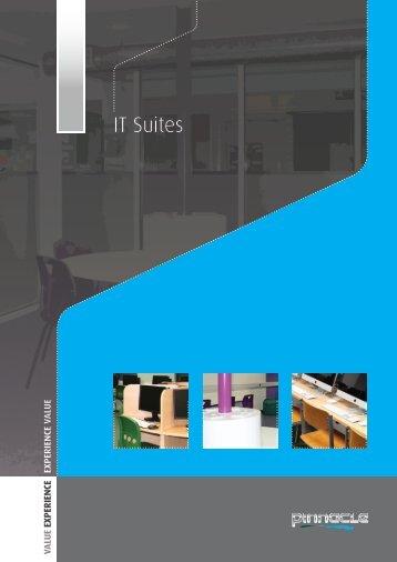 IT Suites - Pinnacle Furniture