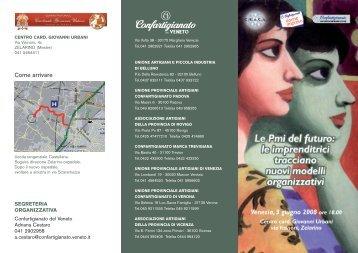 Come arrivare - Pari Opportunità in Provincia di Venezia