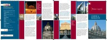 CHIESE e BASILICHE - Roma