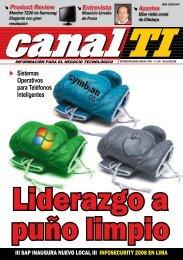 Product Review Entrevista Apuntes Sistemas Operativos ... - Canal TI
