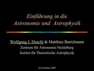 k - Wolfgang J. Duschl