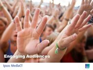 Engaging Audiences
