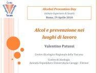 Valentino Patussi - EpiCentro - Istituto Superiore di Sanità