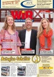 25 - Das WIR-Magazin im Gerauer Land