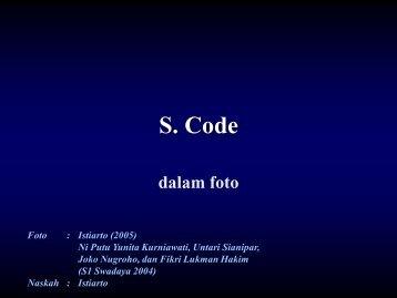 Foto Sungai Code (Turgo-Tungkak) - istiarto