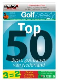 Golfweekly 2014 editie 02