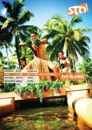 Fiji islands - STA Travel