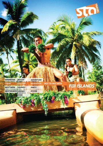 Fiji islands - STA Travel