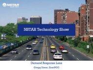 Demand Response Lane - NStar