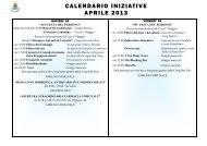 Calendario aprile 2013 p.1 - Per Leggere