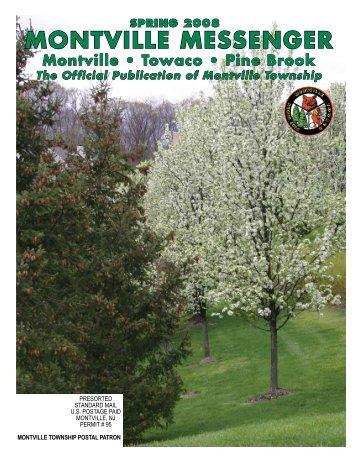 Spring 2008 - Montville Township
