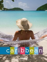 THE BEST OF THE Caribbean - Travel Weekly