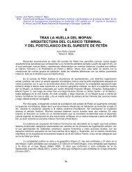 6 TRAS LA HUELLA DEL MOPAN ... - Asociacion Tikal